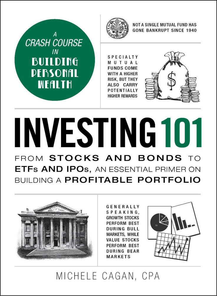 Book Summary: Investing 101 - From Stocks And Bonds To ETFs And IPOs, An Essential Primer On Building A Profitable Portfolio